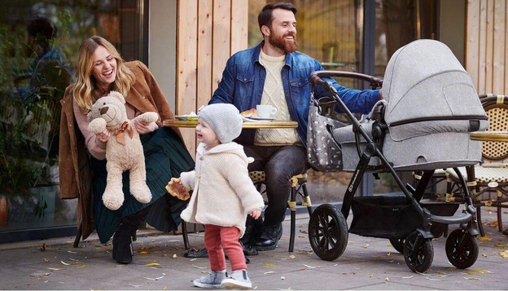 barnvagnspaket kinderkraft